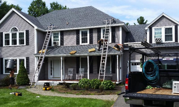 Roofing Contractor Bedford NH