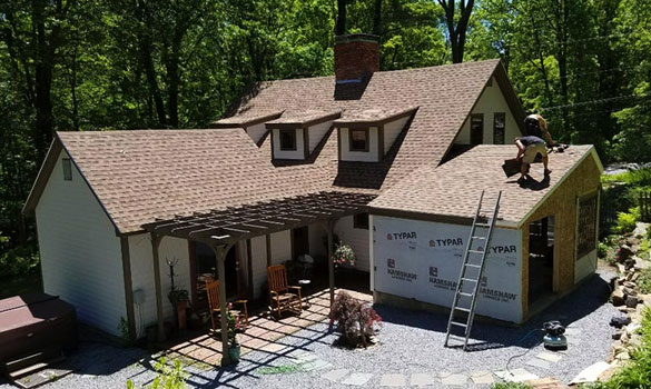 Roofing Contractor Londonderry NH
